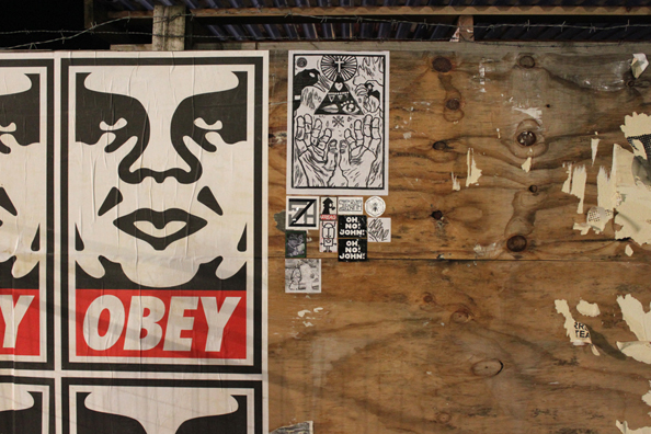 Obey, Andalltha and others in Copenhagen