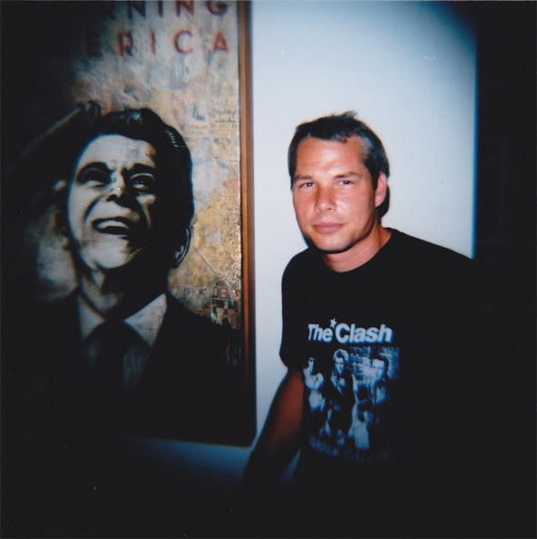 Shepard Fairey / Obey Giant @ the V1 Gallery
