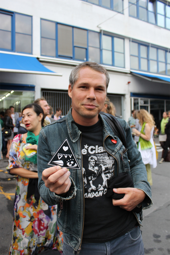 Shepard Fairey / Obey Giant for Andalltha