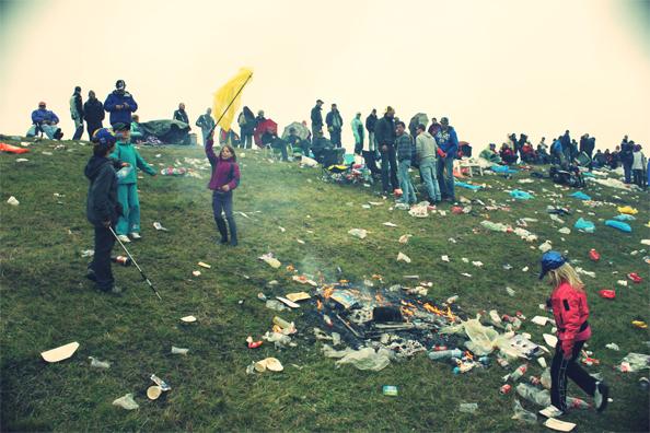Chaos @ the TT-Assen 2011