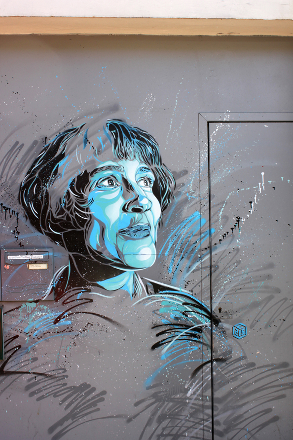 C215 in Vitry-sur-Seine, France