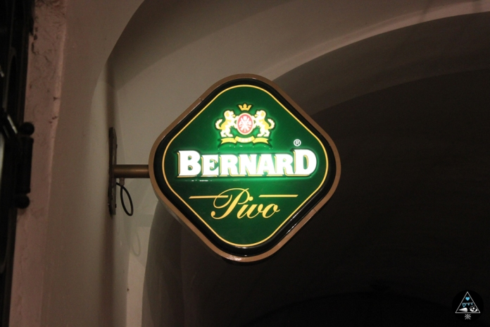The name of one of their beers sounds quite funny for me, 'cause Bernard Pivot is a famous French TV host...