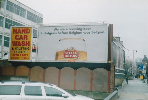 """""""We were brewing beer in Belgium before Belgium was Belgian."""""""