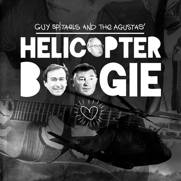 Guy Spitaels and the Agustas' Helicopter Boogie