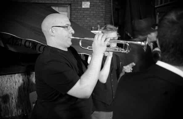 Le trompettiste fou de Neuvice