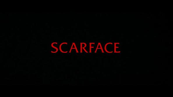 Scarface de Brian De Palma