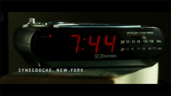 Synecdoche, New York de Charlie Kaufman