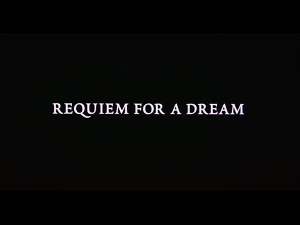 darren aronofskys requiem for a dream essay To what extent can darren aronofsky be considered an auteur requiem for a dream http://northbynorthwesterncom/story/the-genius-of-darren-aronofskys.
