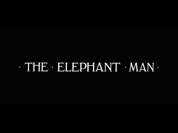 The Elephant Man de David Lynch