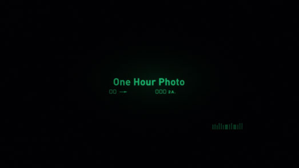 One Hour Photo de Mark Romanek