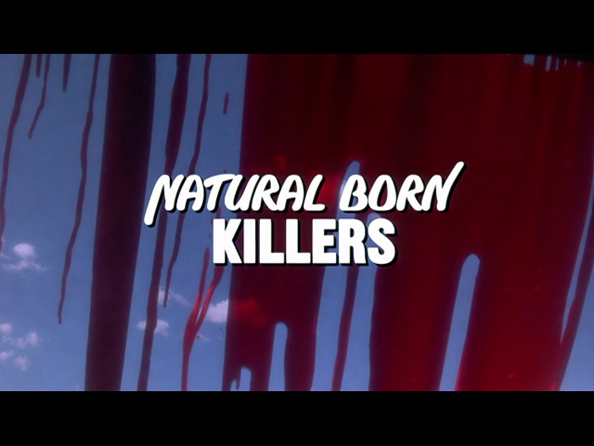 Natural Born Killers d'Oliver Stone