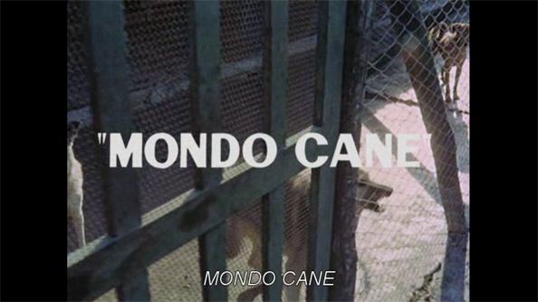 Mondo Cane de Paolo Cavara, Gualtiero Jacopetti et Franco Prosperi