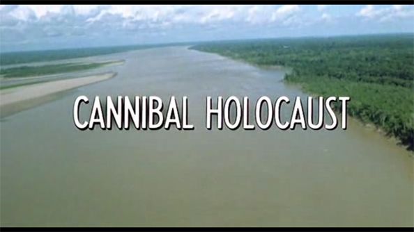 Cannibal Holocaust de Ruggero Deodato