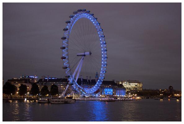 Londres Œil