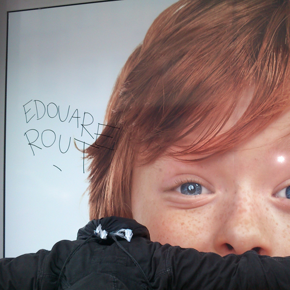 edouare rout
