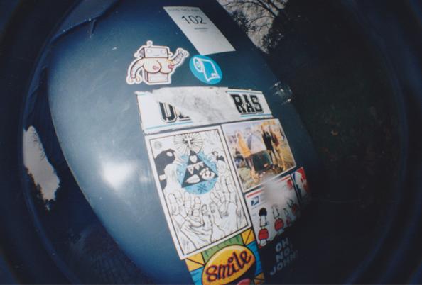 Actes de vandalisme perpétrés sur les autoroutes allemandes — avec Andalltha, Obit, freaQ, PQ Family, Wojo, Oh,No!John! et Smile 365