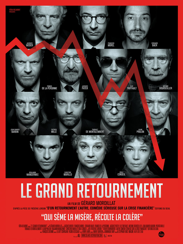 Le grand retournement de Gérard Mordillat