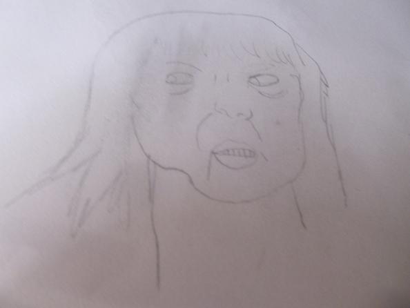 Mauvais portrait de Michelle Martin