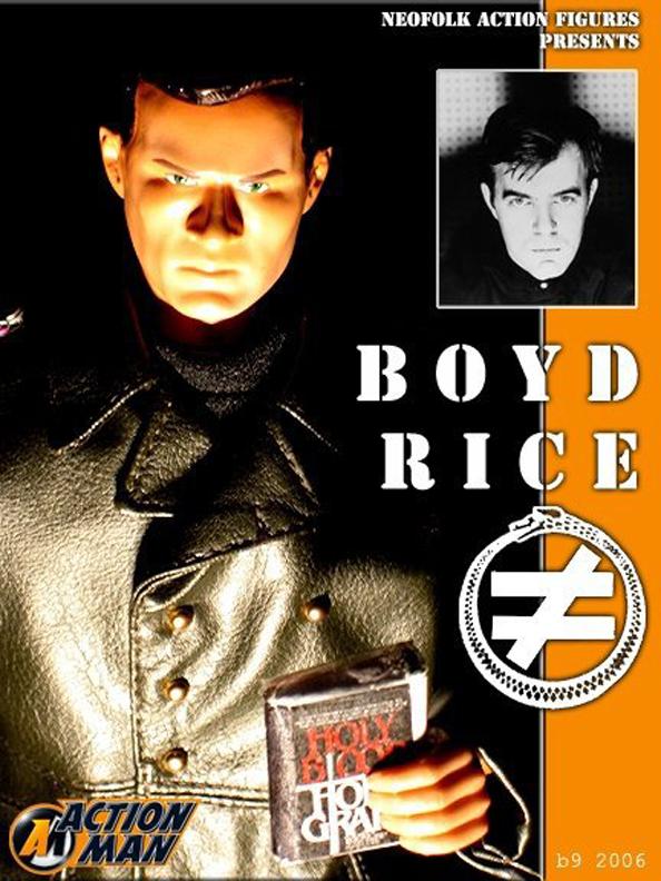 Boyd Rice / NON