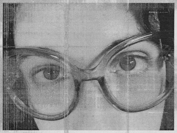 Autoportrait avec lunettes