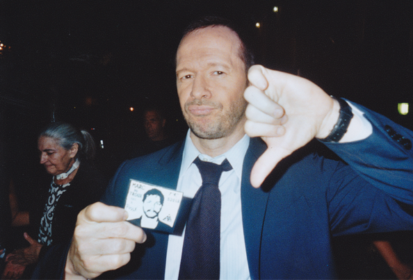 Donnie Wahlberg for Andalltha