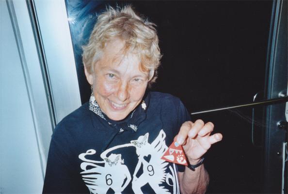 Martha Cooper for Andalltha