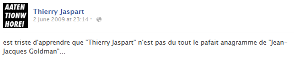 thierry-jaspart-facebook-status-screenshot-anagramme-jean-jacques-goldman