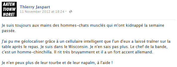 thierry-jaspart-facebook-status-screenshot-appel-au-secours-hommes-chats-muscles-wisconsin
