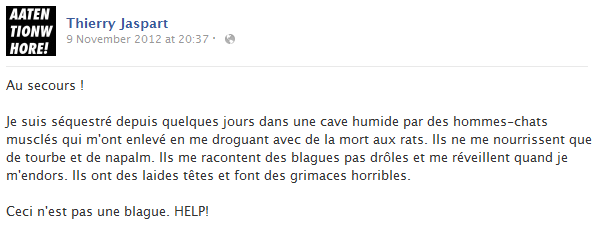 thierry-jaspart-facebook-status-screenshot-appel-au-secours-hommes-chats-muscles