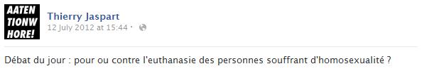 thierry-jaspart-facebook-status-screenshot-debat-euthanasie-homosexualite