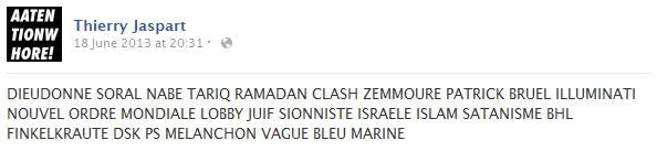 thierry-jaspart-facebook-status-screenshot-dieudonne-quenelle-marc-edouard-nabe-alain-soral-tariq-ramadan