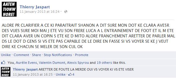 thierry-jaspart-facebook-status-screenshot-foutre-la-merde