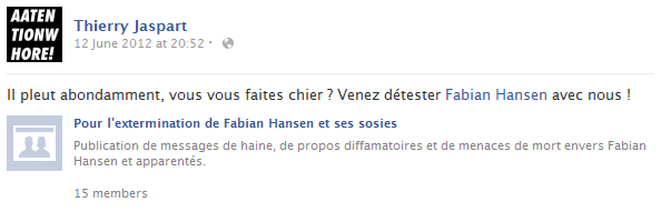 thierry-jaspart-facebook-status-screenshot-groupe-detester-haine
