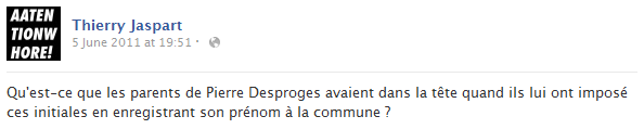 thierry-jaspart-facebook-status-screenshot-pierre-desproges