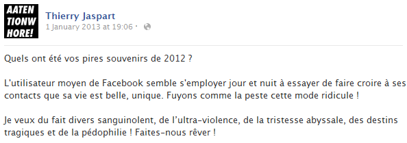 thierry-jaspart-facebook-status-screenshot-pire-souvenirs-2012