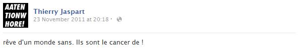 thierry-jaspart-facebook-status-screenshot-reve-monde