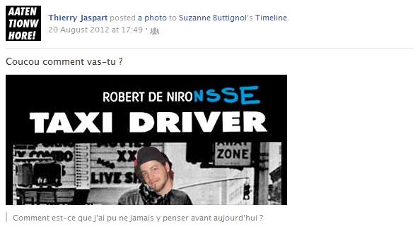 thierry-jaspart-facebook-status-screenshot-robert-de-niro-taxi-driver