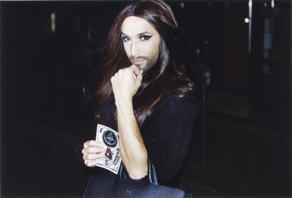Conchita Wurst for Andalltha