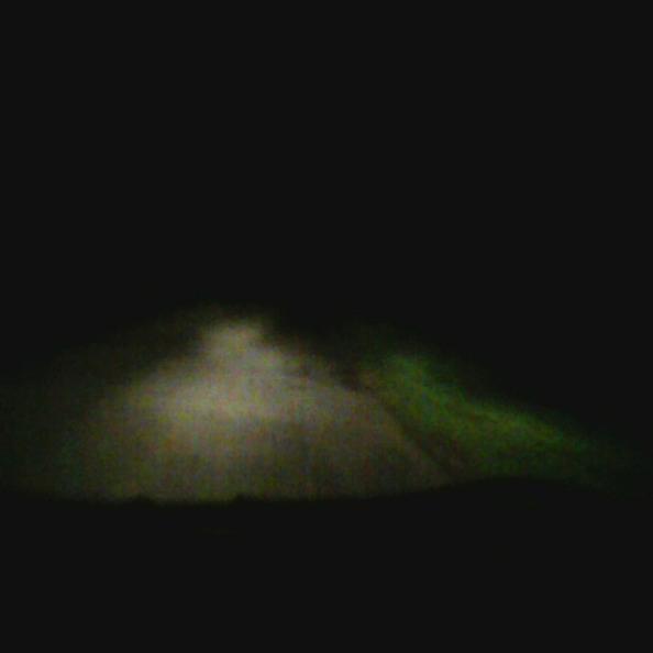 Faire du stop la nuit